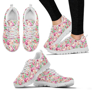 Women's Beautiful Piggies Sneakers