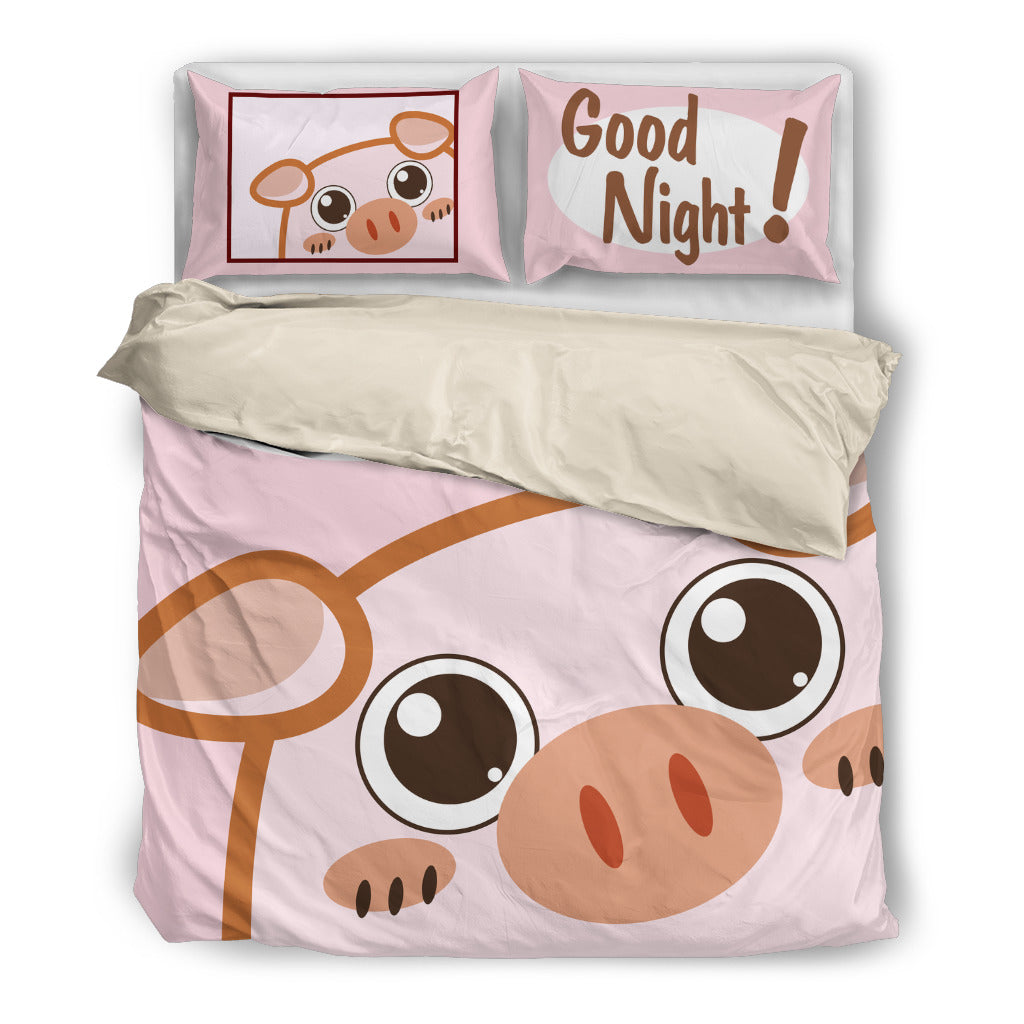 Piggy Bedding Set