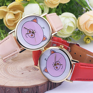 Piggy Wristwatch