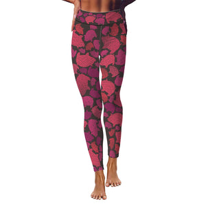 Piggies Women's Yoga Leggings