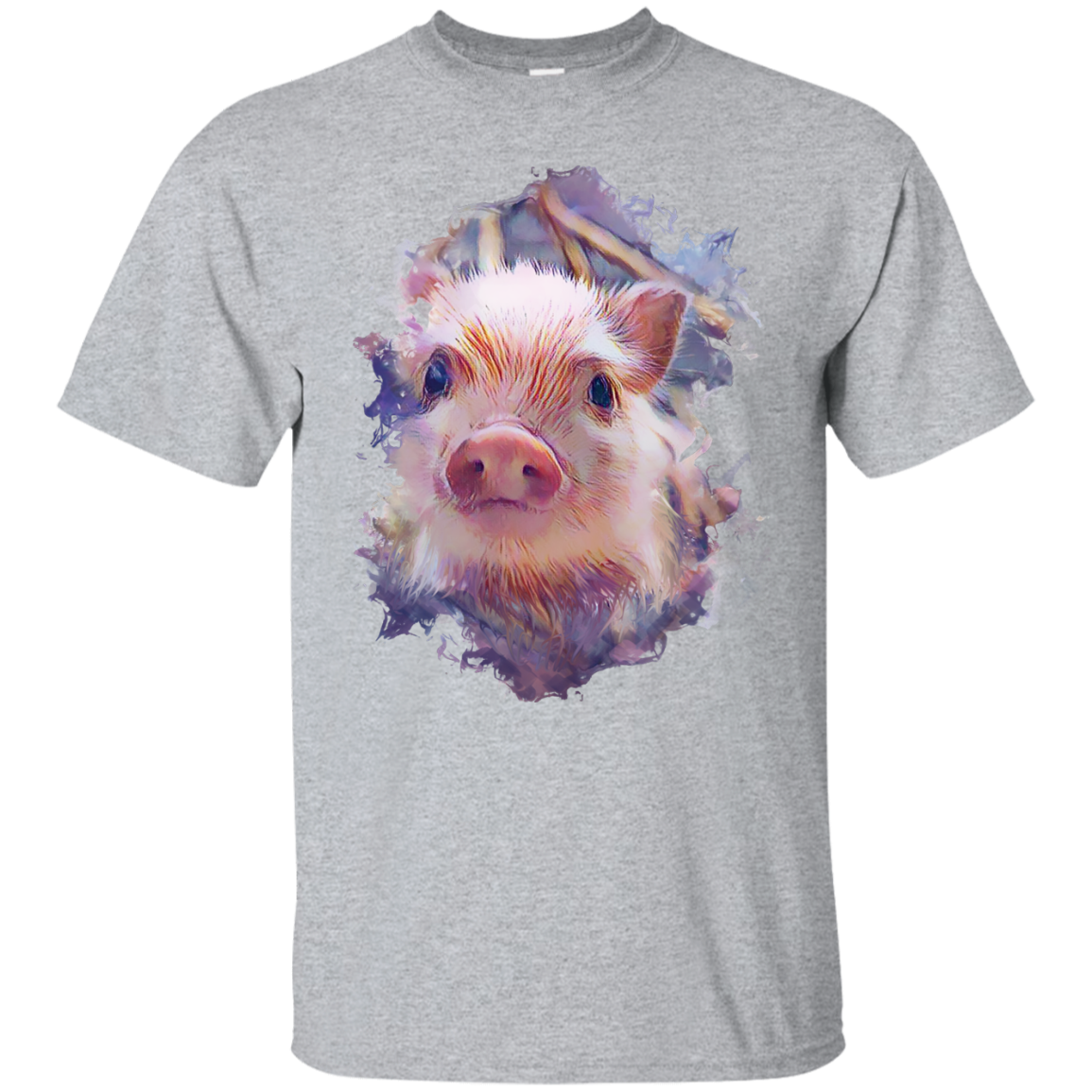 Cute Piggy T-Shirt