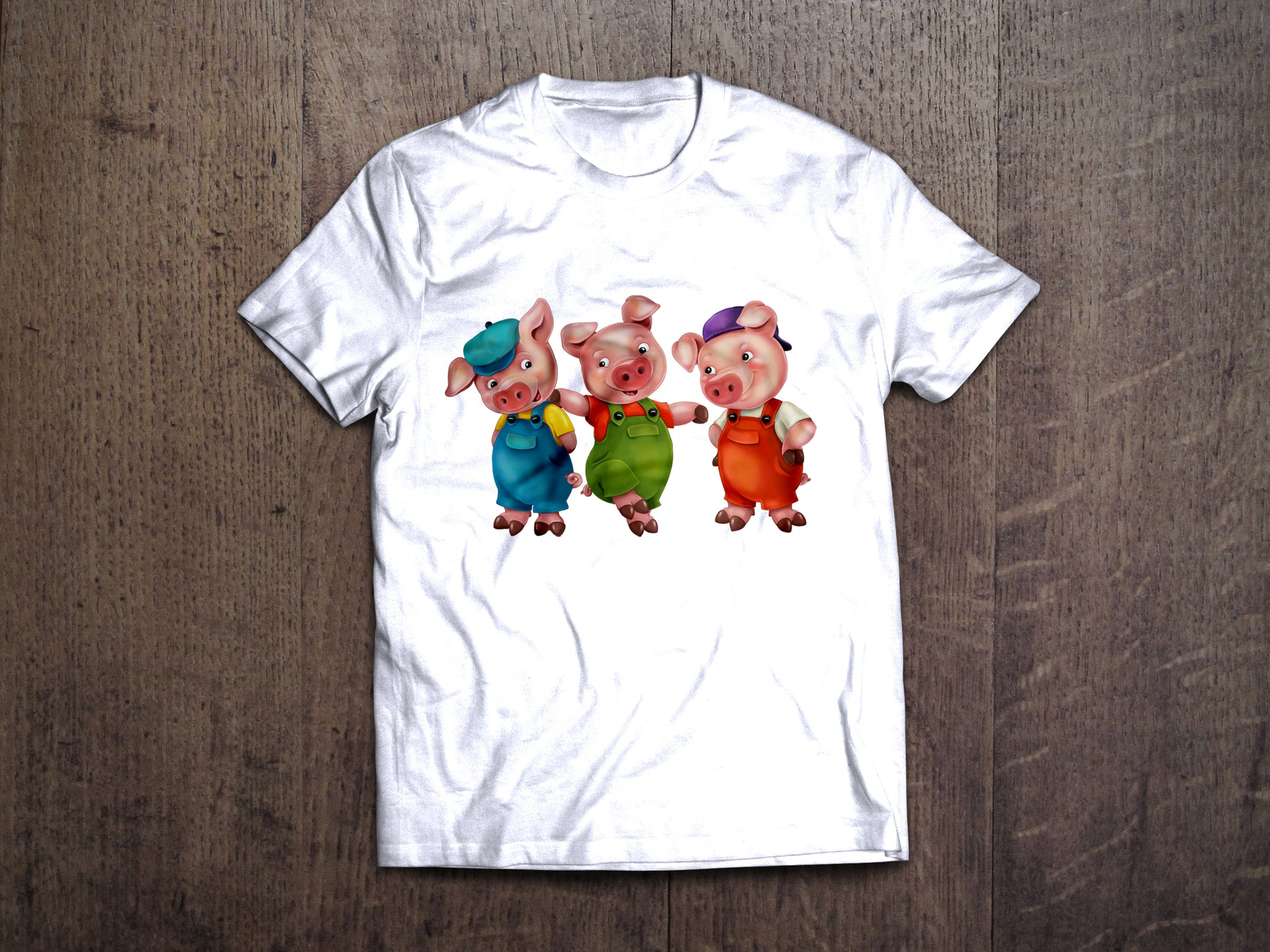 Lovely Piggies T-shirt