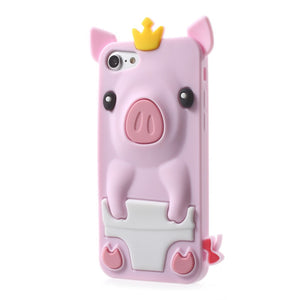 Piggy iPhone 6/6S/7 Silicon Case Cover
