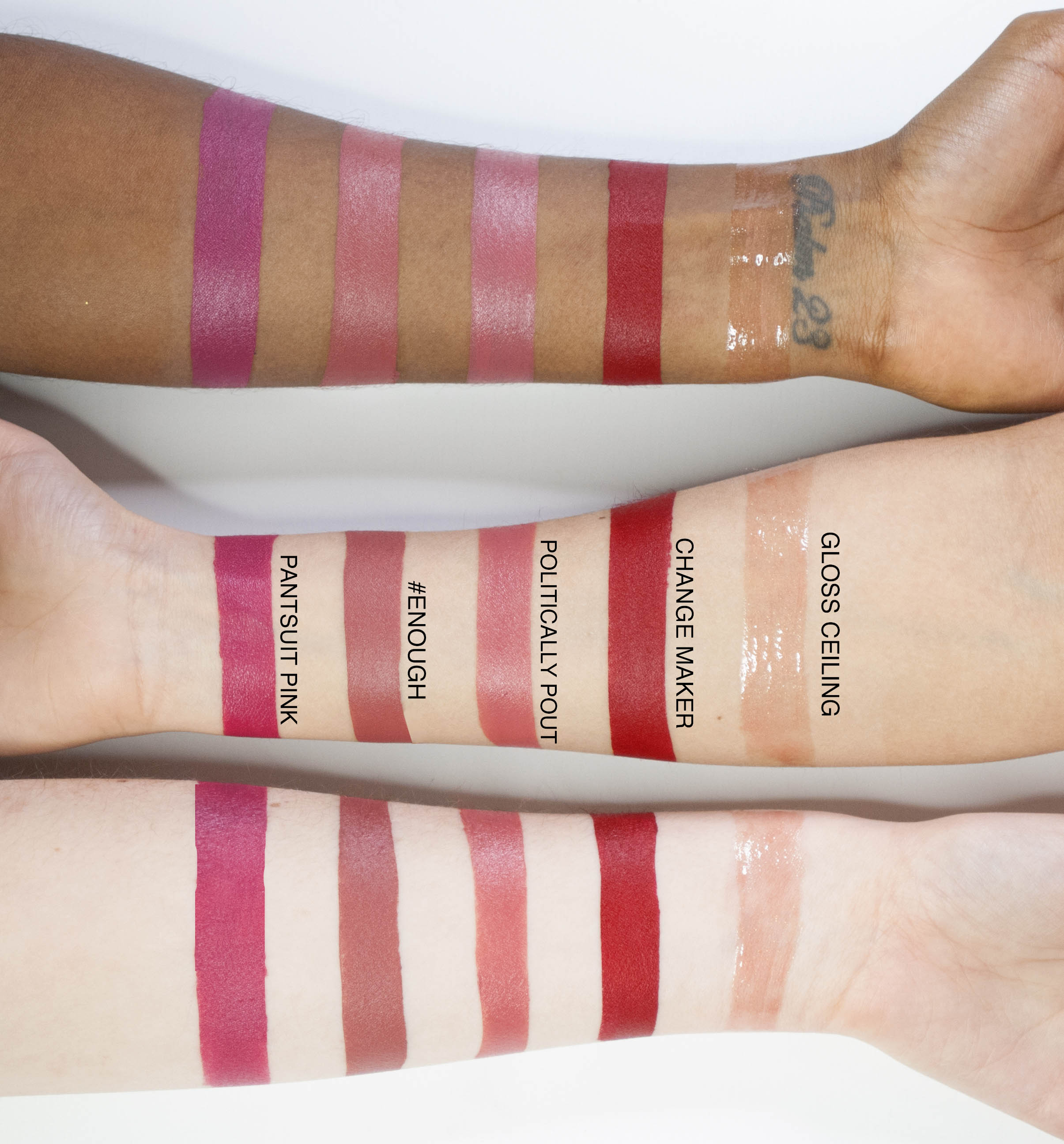 #ENOUGH - Matte Lipstick
