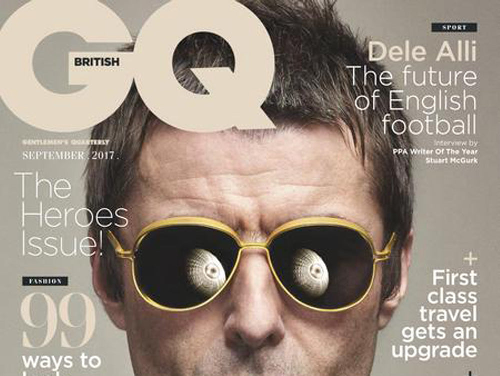 oldpassion im BRITISH GQ Magazine