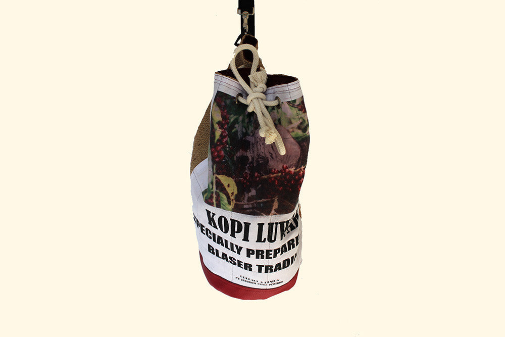Sailorbag - Kopi Luwak - oldpassion - from prison with love