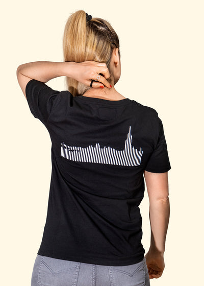 «Berner Skyline» tee - oldpassion - from prison with love