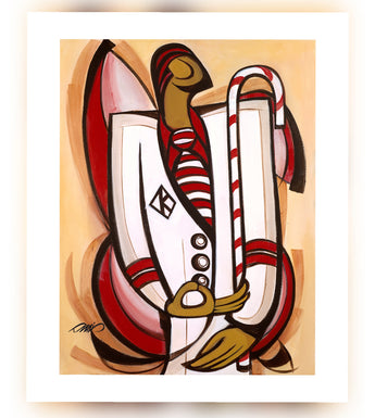 PRETTY BOY NUPE - Limited Edition Litho