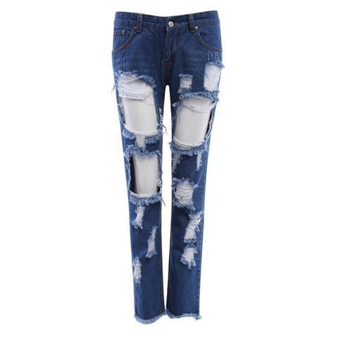 Aurelia Distressed - Jeans