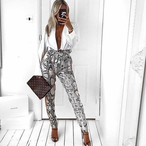 Bella Chic - Pants - John Megir