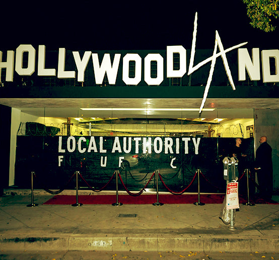 Local Authority LA