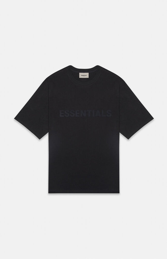 Fear of God Essentials Black T-Shirt