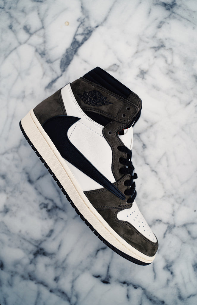 Air Jordan 1 Cactus Jack Retro High Travis Scott