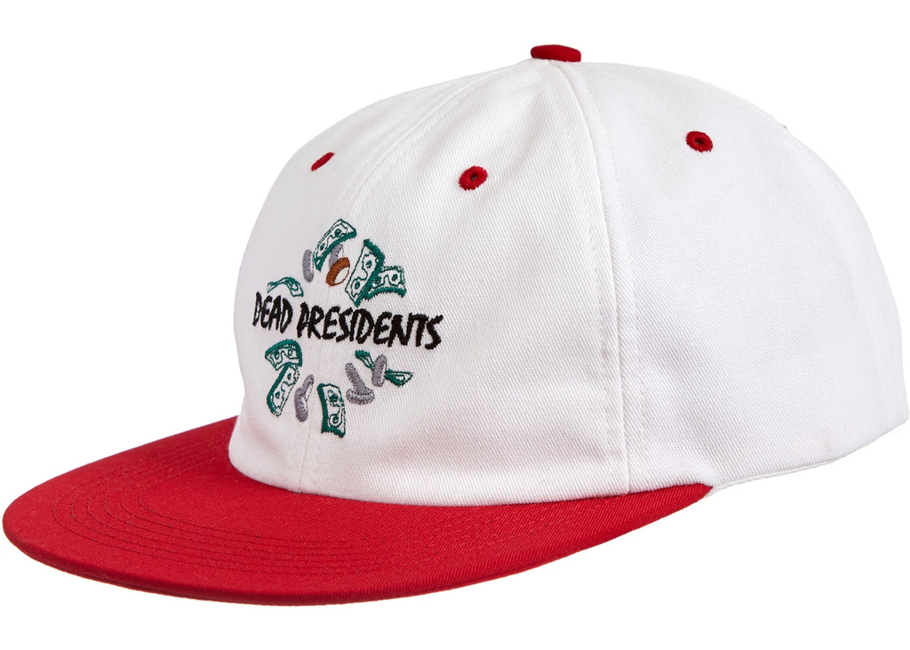 Supreme Dead Presidents 6-Panel Hat