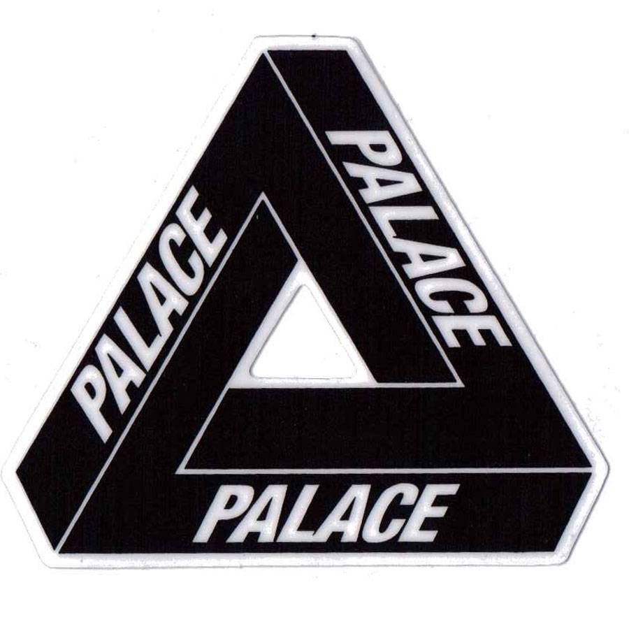 Palace triangle stickers