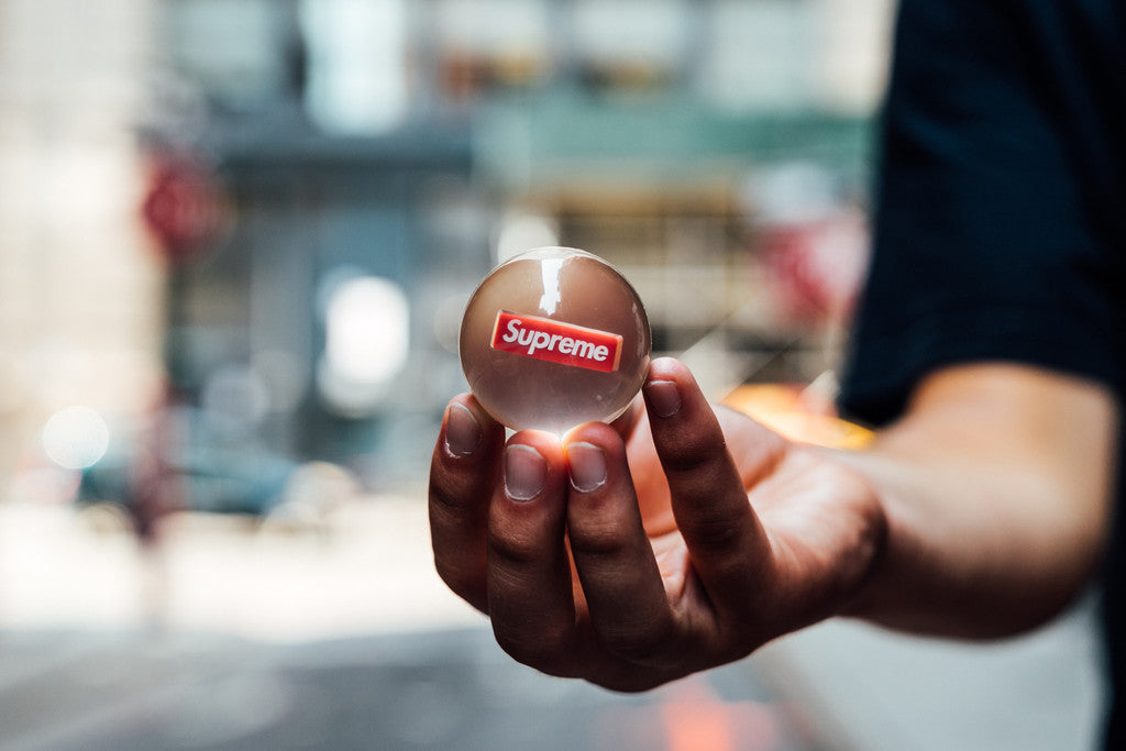 Supreme bounce ball