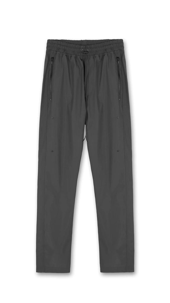 Represent NYLON DETACHABLE POCKET PANT -CHARCOAL GREY