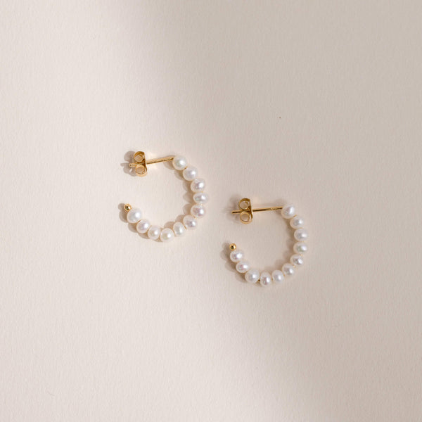 Baubi Pearl Earrings