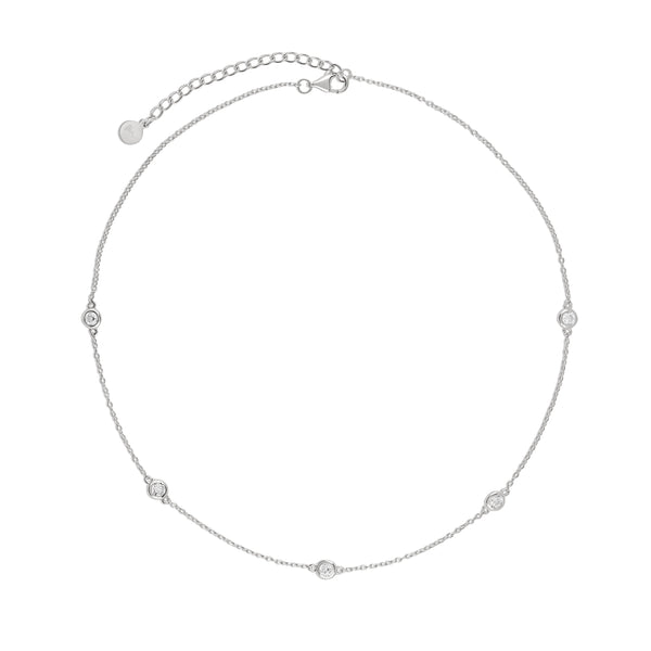 Camille Cubic Necklace