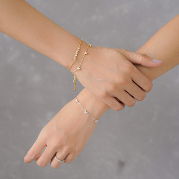 MAGICAL YOU: Kira Butterfly Bracelet
