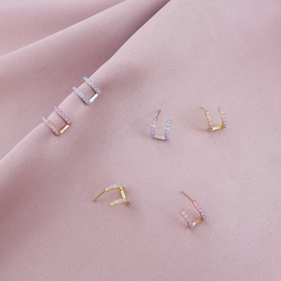 Alessia Opal Earrings - Made Different Co Indonesia