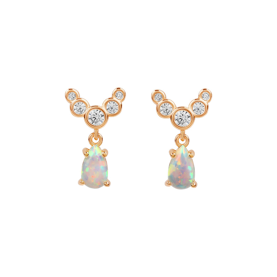 Lanna Opal Earrings - Made Different Co Indonesia
