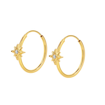 Passion Starburst Earrings