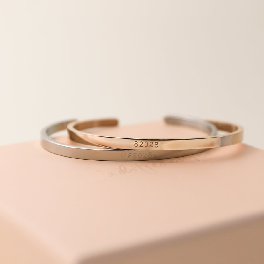 Signature Thin Bangle - Made Different Co Indonesia