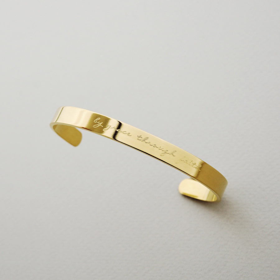 Signature Classic Bangle (Previous Edition) - Made Different Co Indonesia