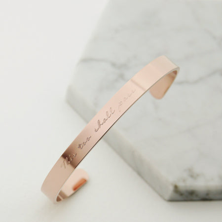 Signature Classic Bangle - Made Different Co Indonesia