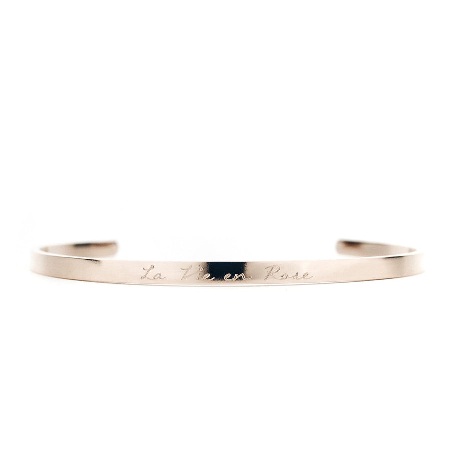 Signature Thin Bangle (Previous Edition) - Made Different Co Indonesia