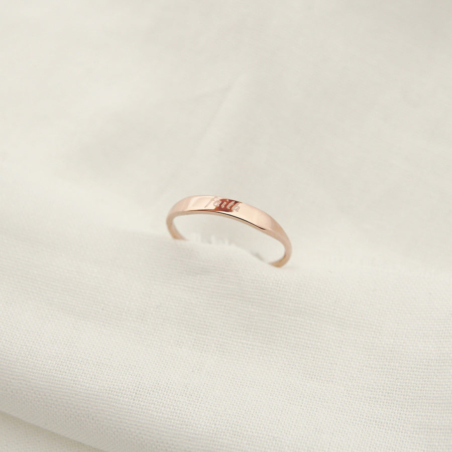 Dailyn Classic Ring - Made Different Co Indonesia