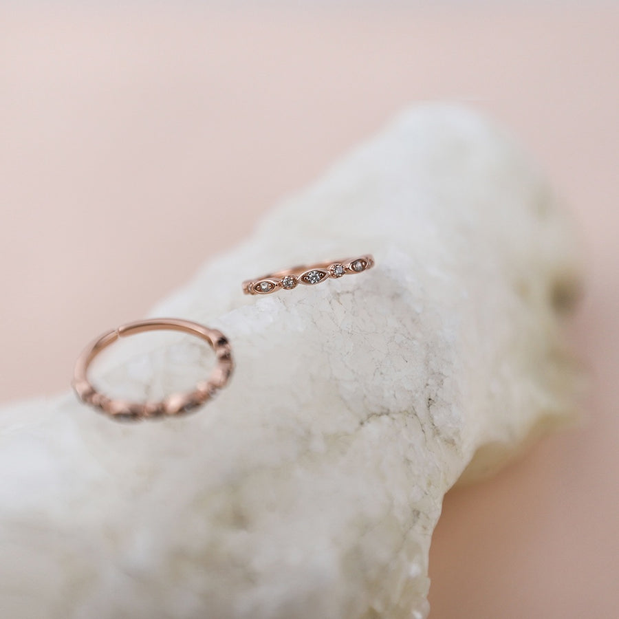 Lumi Sparkle Ring - Made Different Co Indonesia