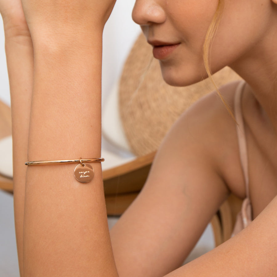 Belva Cuff Bangle - Made Different Co Indonesia