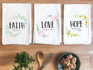 New Hope Collection - Tee-Towels