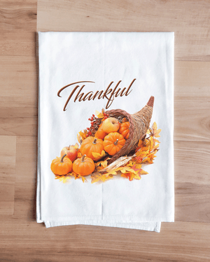 Thankful Harvest Towel