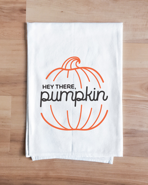 Hey There Pumpkin Towel