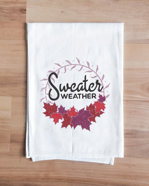 Sweater Weather Towel