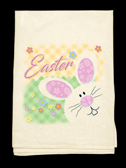 0E-Bunny Face Tee-Towel™