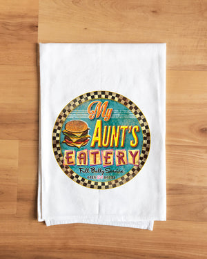 Aunt's Eatery Towel