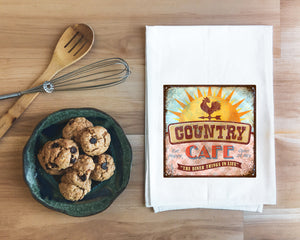 Country Cafe Towel