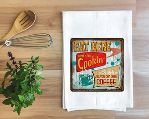 Cookin' & Coffee Towel