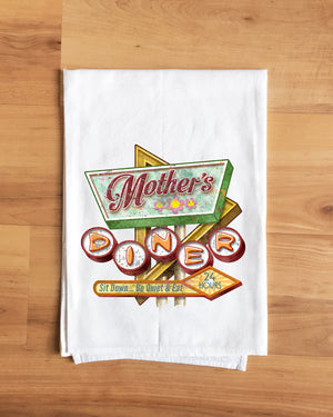 Mother's Diner Towel