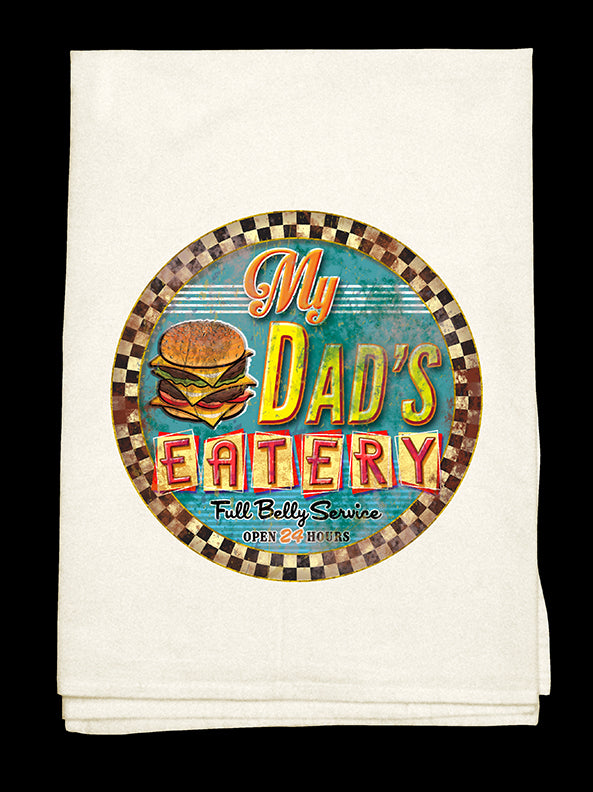 Dad's Eatery Towel