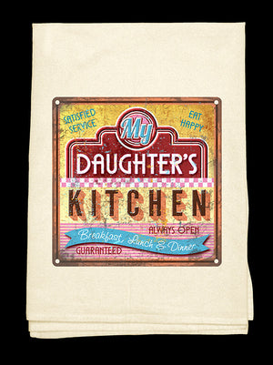Daughter's Kitchen Towel