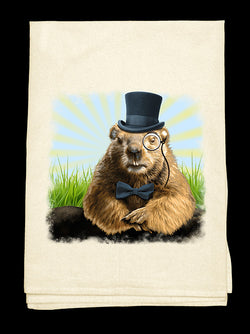 Groundhog Day Tee-Towel™