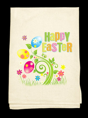 0E-Happy Easter Tee-Towel™