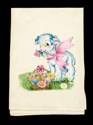 0E-Little Lamb Tee-Towel™