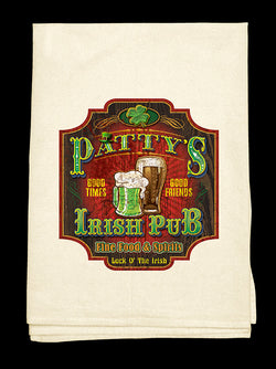 Patty's Irish Pub Tee-Towel™