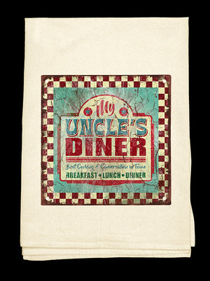 Uncle's Diner Towel